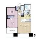 シティタワー武蔵小杉 / 32階 部屋画像1