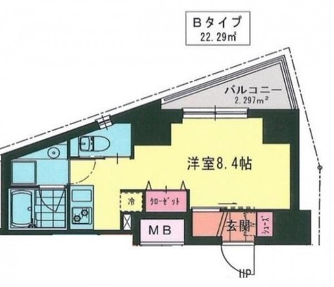 MY桜木町(マイ桜木町) / 1002 部屋画像1