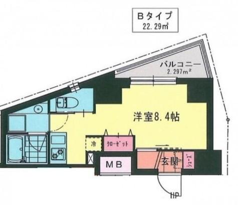 MY桜木町(マイ桜木町) / 5階 部屋画像1