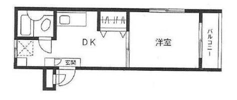 サンガーデン反町 / 3階 部屋画像1