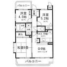 サンガーデン片倉 / 301 部屋画像1