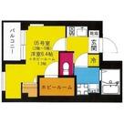 b'CASA Yokohama Higashi / 405 部屋画像1