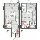グラントレゾール広尾 / 2階 部屋画像1