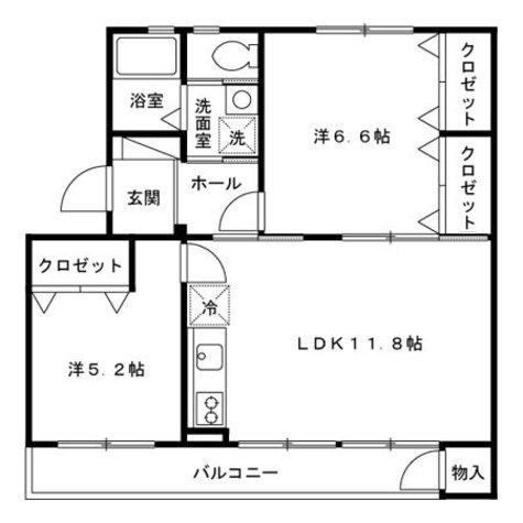 クロフト / 0階 部屋画像1