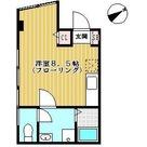 Kコーポ / 2階 部屋画像1