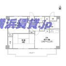 クリフサイド中川 / 3階 部屋画像1