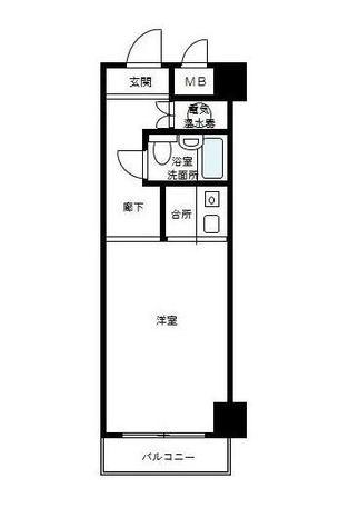 グランドメゾン三田 / 2階 部屋画像1