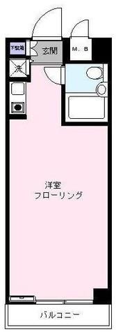 リブゼ横浜南 / 6階 部屋画像1