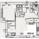 クレイドル本羽田 / 1階 部屋画像1