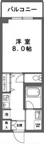 テーラードコート / 4階 部屋画像1