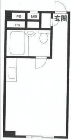 弓和三田ビジデンス / 6階 部屋画像1