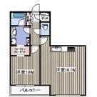 TOKYO SEA SOUTH ブランファーレ / 5階 部屋画像1