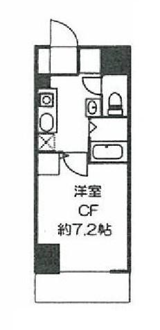 ドミール川崎2番館 / 2階 部屋画像1