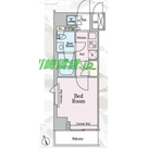 ルーブル新丸子 / 604 部屋画像1