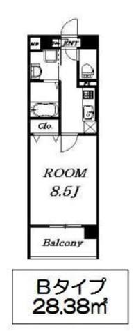 グロウレジデンス(Glow Residence) / 1階 部屋画像1