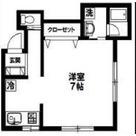カーサエビス / 2階 部屋画像1