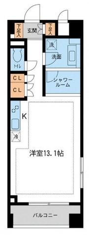 ソアラノーム鷹番 / 1階 部屋画像1