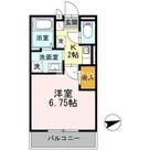 フローラハイム BC / 1階 部屋画像1