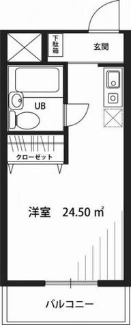 ACCENT 駒岡 / 3階 部屋画像1