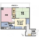 橋本コーポ / 3階 部屋画像1