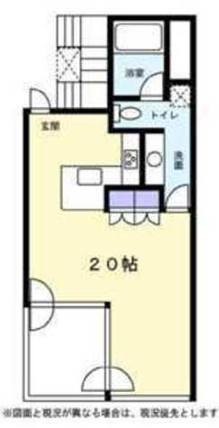自由が丘 10分マンション / 3階 部屋画像1