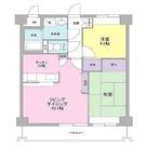 エスポワール神田Ⅱ / 2階 部屋画像1