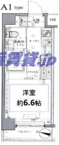 グロース西横浜Ⅱ / 5階 部屋画像1