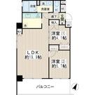 グッドビュー川崎 / 8階 部屋画像1