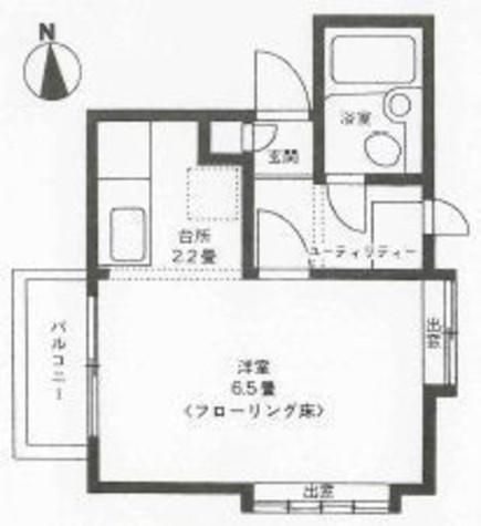 プラティーノ・マツシマⅥ / 1階 部屋画像1
