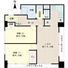 山王パレス / 2階 部屋画像1