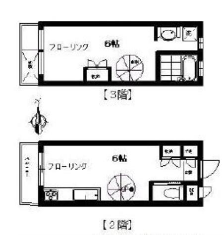 ジョイコート目黒 / 2階 部屋画像1