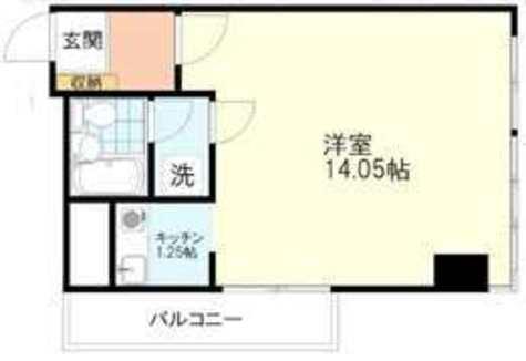 バーナードハウス / 2階 部屋画像1