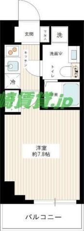 スパシエソリデ横浜鶴見 / 10階 部屋画像1