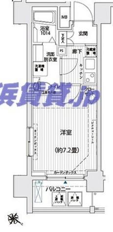 リライア西横浜 / 2階 部屋画像1