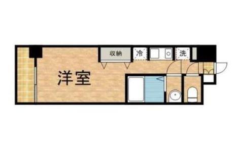 モカネスト久が原 / 5階 部屋画像1