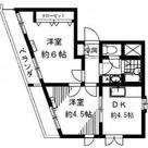 クレストメゾン大森山王 / 4階 部屋画像1