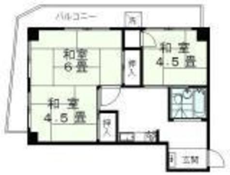 シャトレー五反田 / 9階 部屋画像1