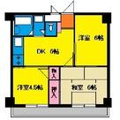 シャンボール五反田 / 4階 部屋画像1