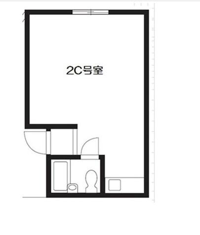 サンテリア / 2階 部屋画像1