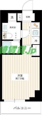 スパシエソリデ横浜鶴見 / 4階 部屋画像1