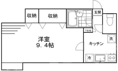 ステートV / 1 Floor 部屋画像1