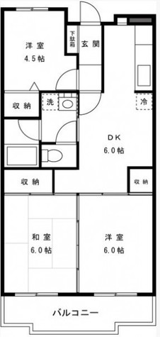 ウェルストーンヒルズ / 2階 部屋画像1