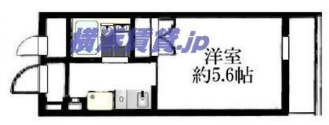 エストポルト(estporte) / 3階 部屋画像1