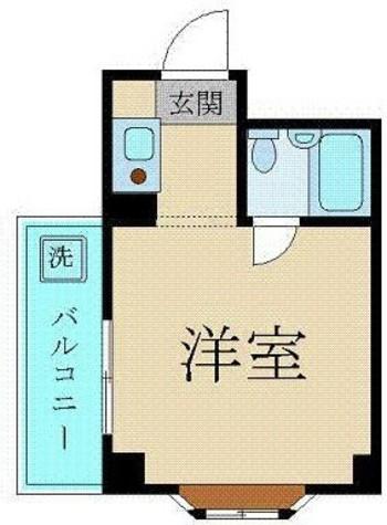メゾン・ド・モナーク / 4階 部屋画像1