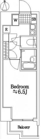 メインステージ西麻布 / 1階 部屋画像1