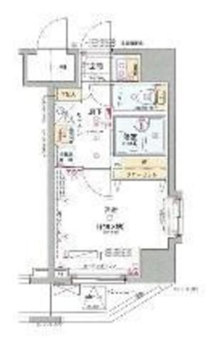 コンシェリア御茶ノ水 / 8階 部屋画像1