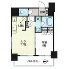エコロジー大井町レジデンス / 3階 部屋画像1
