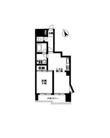 ライオンズマンション上池台 / 4階 部屋画像1