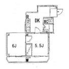 OTパレス / 1階 部屋画像1