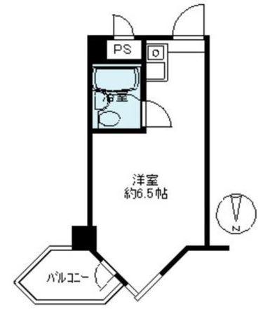 東京ベイビュウ / 2階 部屋画像1